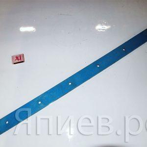 Накладка направляющей транспортера НК Акрос, Вектор, Дон (пласт.) 3518060-10064А (У) вд