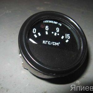 Указатель давления масла К-701, К-744  (до 15 атм.) (24В) электр. 14.3810010 (Владимир) ат
