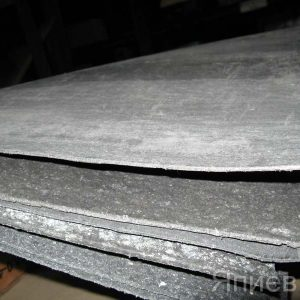 Паронит ПМБ 0,8 мм (1 x 1.5 м) (2 кг), шт
