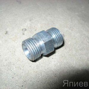Соединитель РВД (штуцер) S 19-19 (РФ) зг