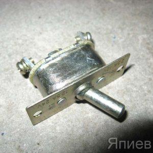 Переключатель тумблера 2-х поз. (24В/10А, 12В/20А) (без корпуса) 5112.3709 ат