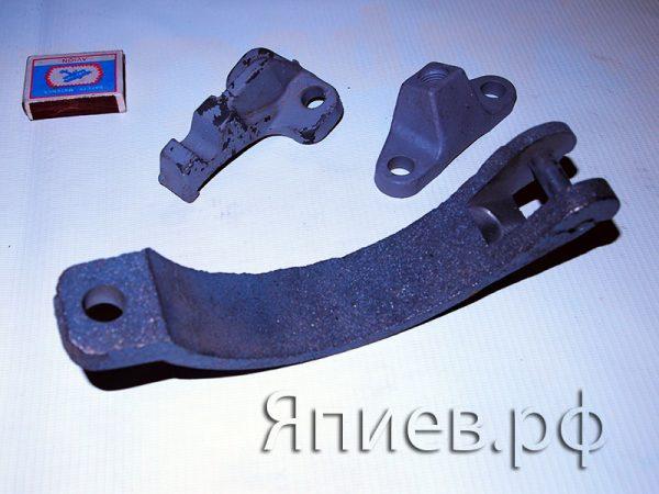 Крепление стартера К-700 (скоба + 2 кронштейна) (Автодизель) а1