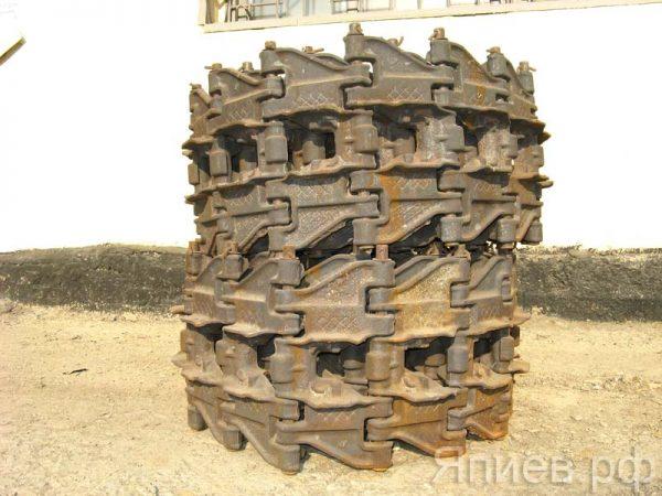 Гусеница ДТ-75 усил. (810 кг) (Курган), к-т