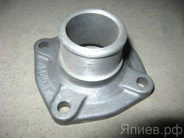 Патрубок перепускной трубы К-700, К-744, Т-150 (ЯМЗ) (пластик) 236-1306053 (Автодизель) а1