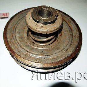 Шкив вариатора вент-ра очистки Акрос, Вектор (чугун) 10Б.01.03.160 (У) ап
