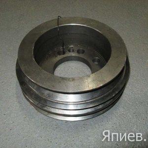 Шкив коленвала МТЗ-1221 (3-руч.) 260-1005142 (Б) б