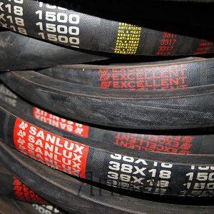 Ремень 38-18-1500 Lp (38*18-1440 Li) Акрос, Вектор, Дон, Полесье (EXC Sanlux)