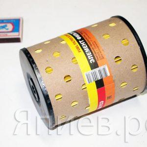 Фильтр топливный МТЗ т/о ЭФТ-75 (картон; h =124; d внутр.= 10,5) (БелТИЗ) б