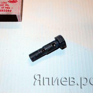 Болт-штуцер топливный (обратки) МТЗ М8х20 240-1104787 (РФ) тс
