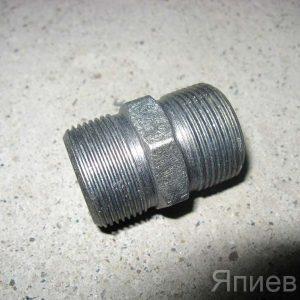 Соединитель РВД (штуцер) S 32-32 (РФ) зг