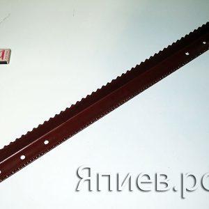 Планка транспортера НК Вектор (L=600 мм; толщ.=4 мм) (РФ) а