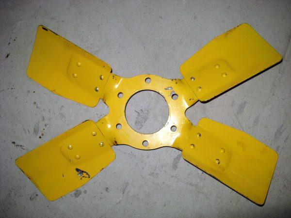 Вентилятор МТЗ 4 лопастей (метал.) 240-1308040-А (ММЗ) а1