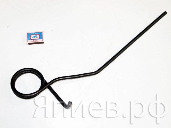Зуб пружинный КШУ левый КЦД.00.601-01 (РЗЗ) ав