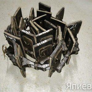 Транспортёр зернового элеватора Акрос (21 кордовый скребок) (РФ) а