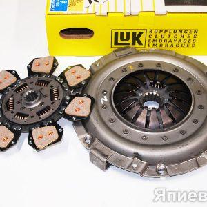 Корзина сцепления МТЗ-80, -82 лепестковая с диском 633308709 (LUK) п