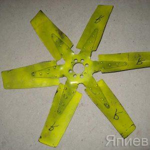 Вентилятор Т-150 (СМД) (метал., 6 лопастей.)  60-13010.10 (У) ф