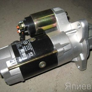 Стартер МТЗ, Т-40 с редуктором (12В, 3,5 кВт) 124.3778  (Электром) ат