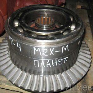 Механизм планетарный ЗМ Т-4 в сб. 04.38.012а аг