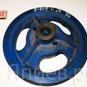 Шкив колосовой Енисей (2-руч.) (d внутр.=27,5 мм) КДМ 2-19-8 (У) ап