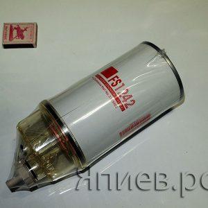 Фильтр-сепаратор топливный Case, John Deer (h =255, d внутр.= 24) FS1242 (К) мк