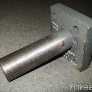 Кронштейн двигателя Т-150 (ЯМЗ) правый (3,8 кг) 150Я-10041-10 (Яр.) п