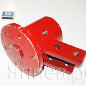 Ступица БДМ усиленная (11,1 кг) (красная) (РФ) в