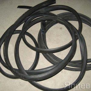 Уплотнитель резиновый УК МТЗ (1 м) А-3708043л (У)