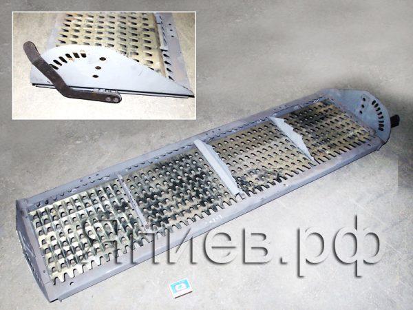 Удлинитель грохота Енисей-950 (крепление на 3-х отв.) КДМ 2-12-4А ац