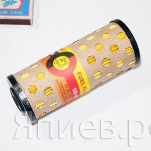 Фильтр топливный Т-40 т/о пальчиковый (h =114; d внутр.=14) 50-1117030 (Б)