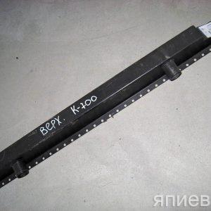 Бак радиатора К-700 верхний (серый) (5 кг) 700.13.01.180-1 (СПб) ан