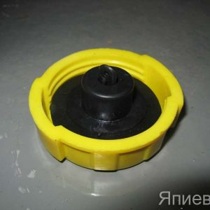 Крышка топливного бака МТЗ малая (пластик) 082-1103010-Б (Б) тс