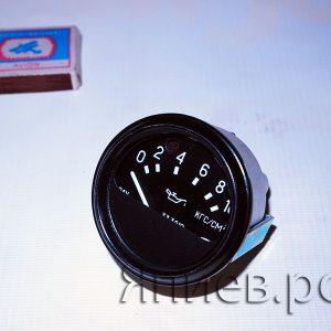 Указатель давления масла К-744, Камаз, Дон (до 10 атм.) (24В) 33.3810010 (Владимир) ат