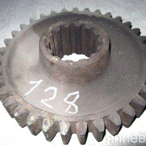 Шестерня 1 передачи КПП Т-4 с/о (z=35) 04.37.128 са