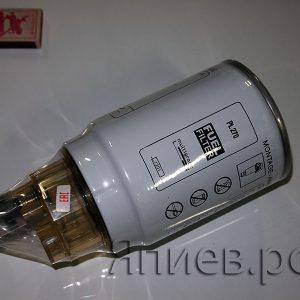Фильтр топливный John Deer, Камаз (со стаканом; до 300 л.с.; h =240; d внутр.=24) PL270 (К)