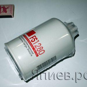 Фильтр-сепаратор топливный Камаз, ПАЗ (h =165, d внутр.=19) FS1280 (К)