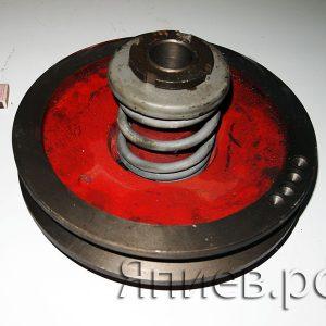 Шкив ведомый вентилятора Полесье (1-руч.) (d=300 мм) КЗК 12-0217300 (У) ап