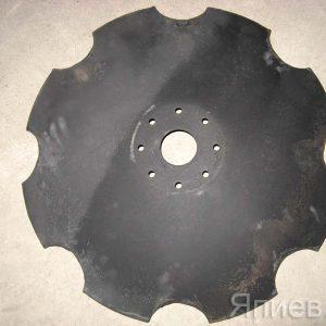 Диск плуга ПД (640 мм) борированный (13,5 кг) (У)