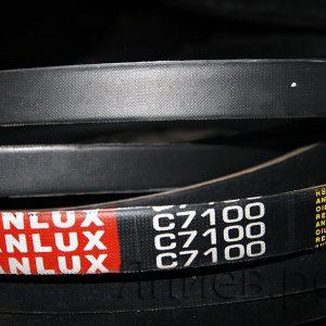Ремень  С(В)-7100 (C7042 Li) Нива (EXC Sanlux)