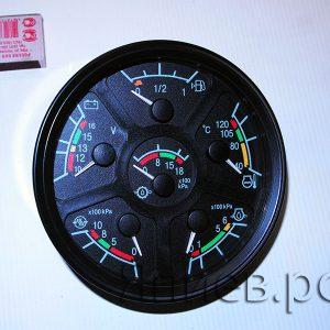 Комбинация приборов МТЗ-1221  (6 приборов) КП-02.3801-1 (Измеритель) п