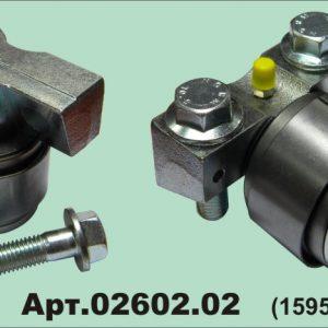 Головка привода косы 27 мм Шумахер (стальное к-цо) 02602.02 (15956)