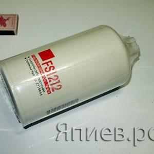 Фильтр топливный Case (h =195; d внутр.=23) FS1212 (К) мк