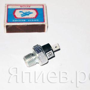 Датчик аварийного давления масла (к/б, Т-150) (12/24В) 3702.382901 (Автоприбор) а1