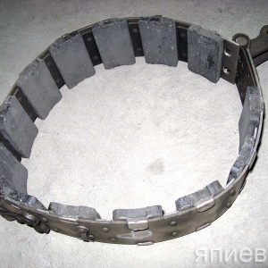 Лента остановочного тормоза ДТ (4 кг) 77.38.040-2 (РФ) бс