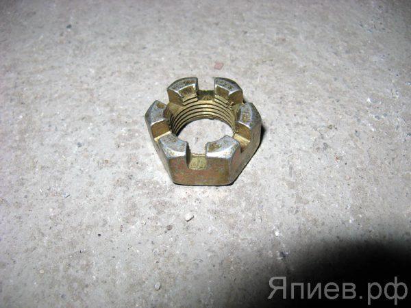 Гайка пальца наконечника рулевого МТЗ 70-3003032 (РФ) а1