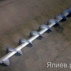 Шнек зерновой Акрос (l=2,02 м) 145.11.05.090 ра