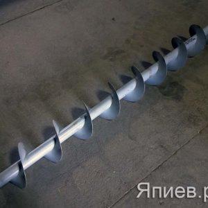 Шнек колосовой Акрос (l=2,11 м) 145.11.05.100 ра
