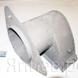 Патрубок горизонтального шнека бункера Нива (13,3 кг) 54-6-4Б ра