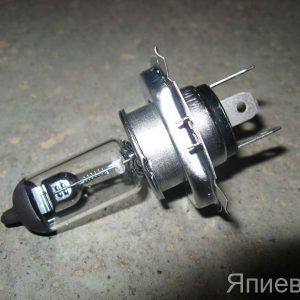 Лампа галогеновая фонаря H4 (24В; 3-х контактная) 94704 (GSL) ат