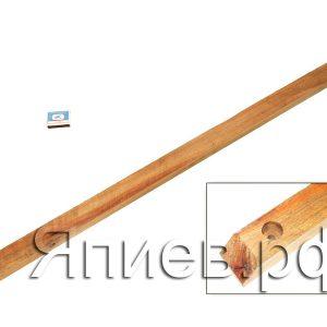 Направляющая цепи транспортёра НК Нива (дерев.) 54-90014Д ра