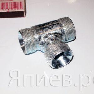 Соединитель РВД (тройник) S 36 (У) кр